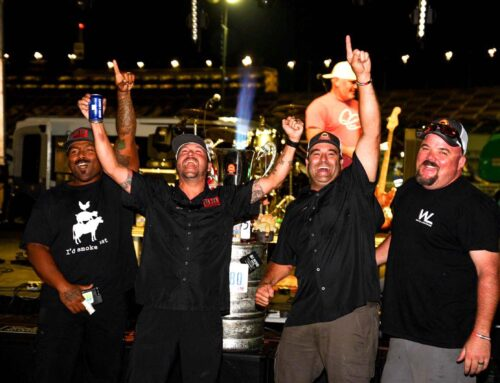Stay At Home Dad Wins 6th Place In The World BBQ Championship